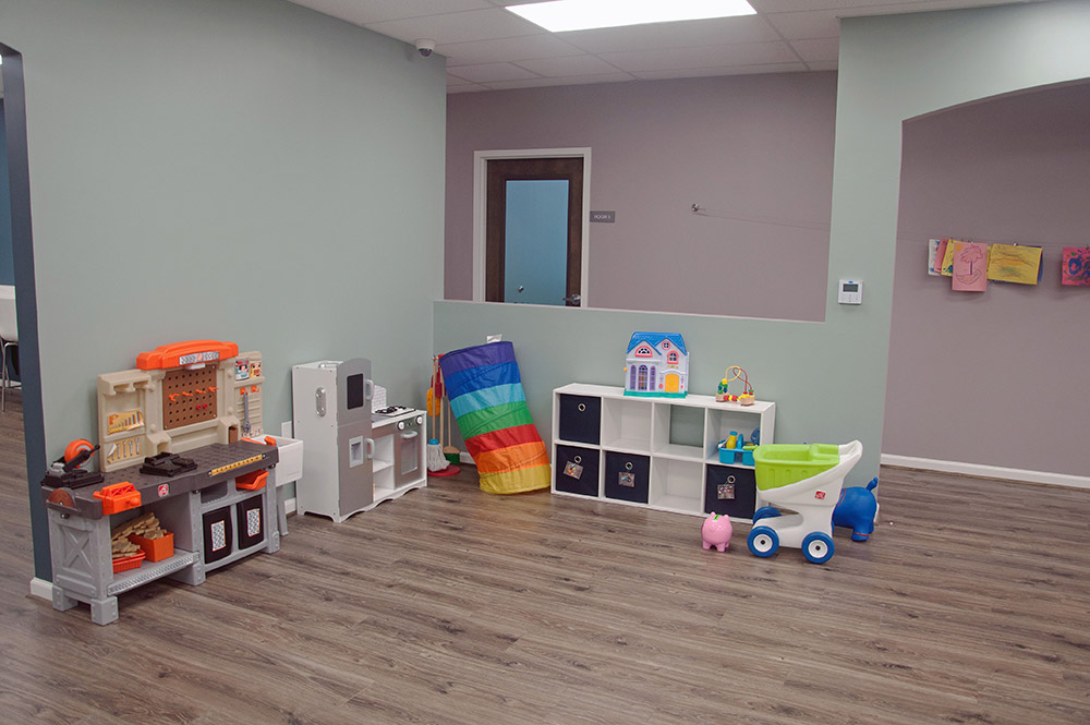 Play Room of ABA Therapy Services in Sugar Land