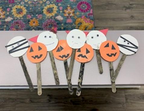 Low Stress, Sensory-Friendly Halloween Activities